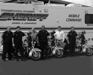 SHERIFF ANNOUNCES NEW MOTOR PATROL UNIT -