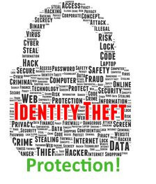 Identity Theft - Public Safety Tips